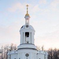 Церковь Влахернской иконы Божией Матери.(Москва.) :: Виталий Виницкий