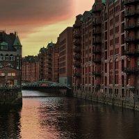 Склады в Гамбурге :: Sergej Lopatin