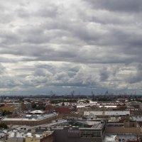 Питер в облаках :: Наталья Василькова