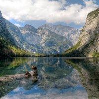 У озера :: Sergej Lopatin