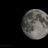 Moon :: Alexandr Safronov