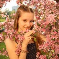 Была чудесная весна :: Polina Volkova