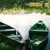 лодки :: Жанна Панасюк