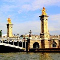 Мост Александра III. :: Cергей Павлович