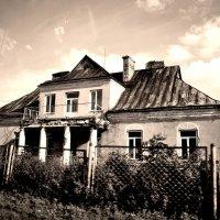 домик в деревне... :: Дарина Нагорна