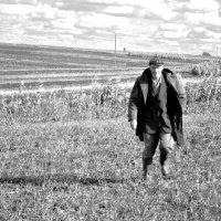 старичок.... :: Дарина Нагорна