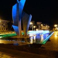 Цветной фонтан :: Владимир Сопченко