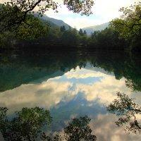 Голубое озеро, КБР :: Наталья Шанина