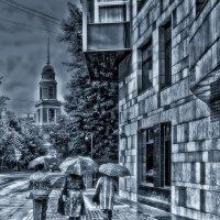 Про дождь и город :: Алексей Соминский