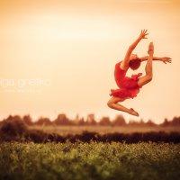 танцы :: Ольга Гнатко