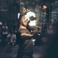 Fire show :: Марк Процык