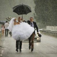 и дождь не помеха... :: Tanua Voitko