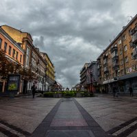 Осень в городе... :: Евгений Малютин