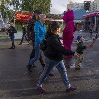 Мам, какой смешной мишка! :: Валерий Молоток