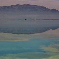 Туман над Мертвом морем :: Alex S.