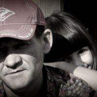 Отец и дочь :: Сергей Сибирцев