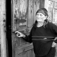 Одинокая бабуля :: Светлана Павлова