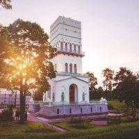 "Павильон ""Белая башня"" :: Анастасия Бульбанович"