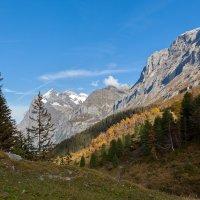 Осень в горах :: Sergej Lopatin