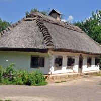 Old Ukrainian House :: Roman Ilnytskyi