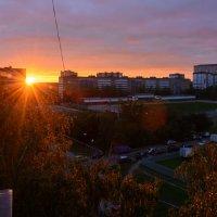 Закат от 26 сентября 2013 года 1 :: Дмитрий Симонов