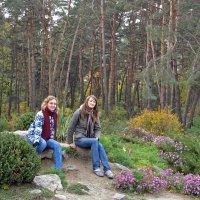 Girls rest :: Roman Ilnytskyi