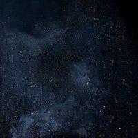 Ночное небо из пепла :: Сергей Попенко