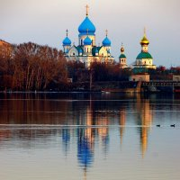 Николо-Перервинский монастырь :: Александр Шурпаков