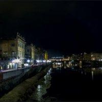 Ночь окутала город :: Наталья Rosenwasser