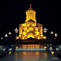 Самеба, Тбилиси :: Ирма .