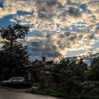 "Вечер на "" Красном "" :: Константин Бобинский"