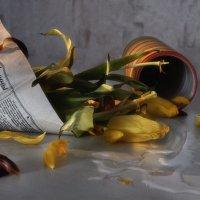 Конец празднику... :: Ирина Данилова