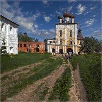 В Борисо-Глебском монастыре :: Виктор Перякин