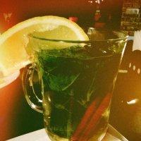 медовомятнокоричный чай с лимоном) :: Юля Нарольская
