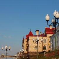 Рыбинск. На берегу Волги... :: валерия