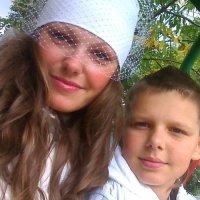 Я и Матвей :: Екатерина Елисеева