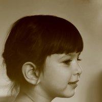 Портрет юной красавицы :: Наталья Вильман