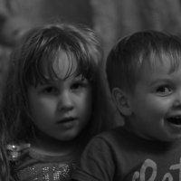 детские эмоции :: влад