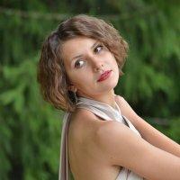 Портрет девушки :: Сергей Благодатских