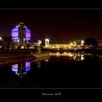Ночной Минск :: Оксана Мяделец