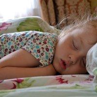 спят усталые игрушки :: Анастасия Бетехтина
