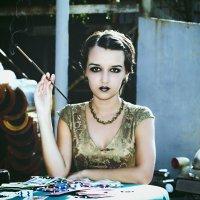 Lady Gangster :: Лилия Лекомцева