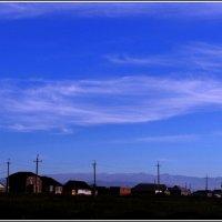 небо за городом. :: Ханпаша Джаватханов
