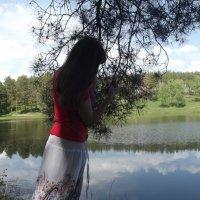 озеро :: Дарья Белова
