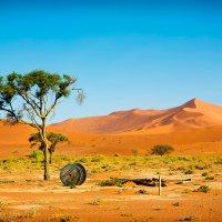 Пустыня Соссусвлей. Намибия :: Андрей Ольшангер