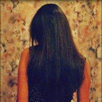 Девушка в платье :: Анастасия Симак