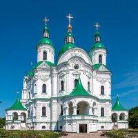 Храмы Украины _ Козелец :: Николай Печурин