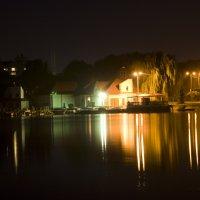 Ночной пейзаж :: Игорь Кубай