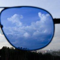 Небо бывает разным в оду и туже секунду :: Павел Крайовский