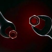 Silver wrenches :: Александр Матюхин